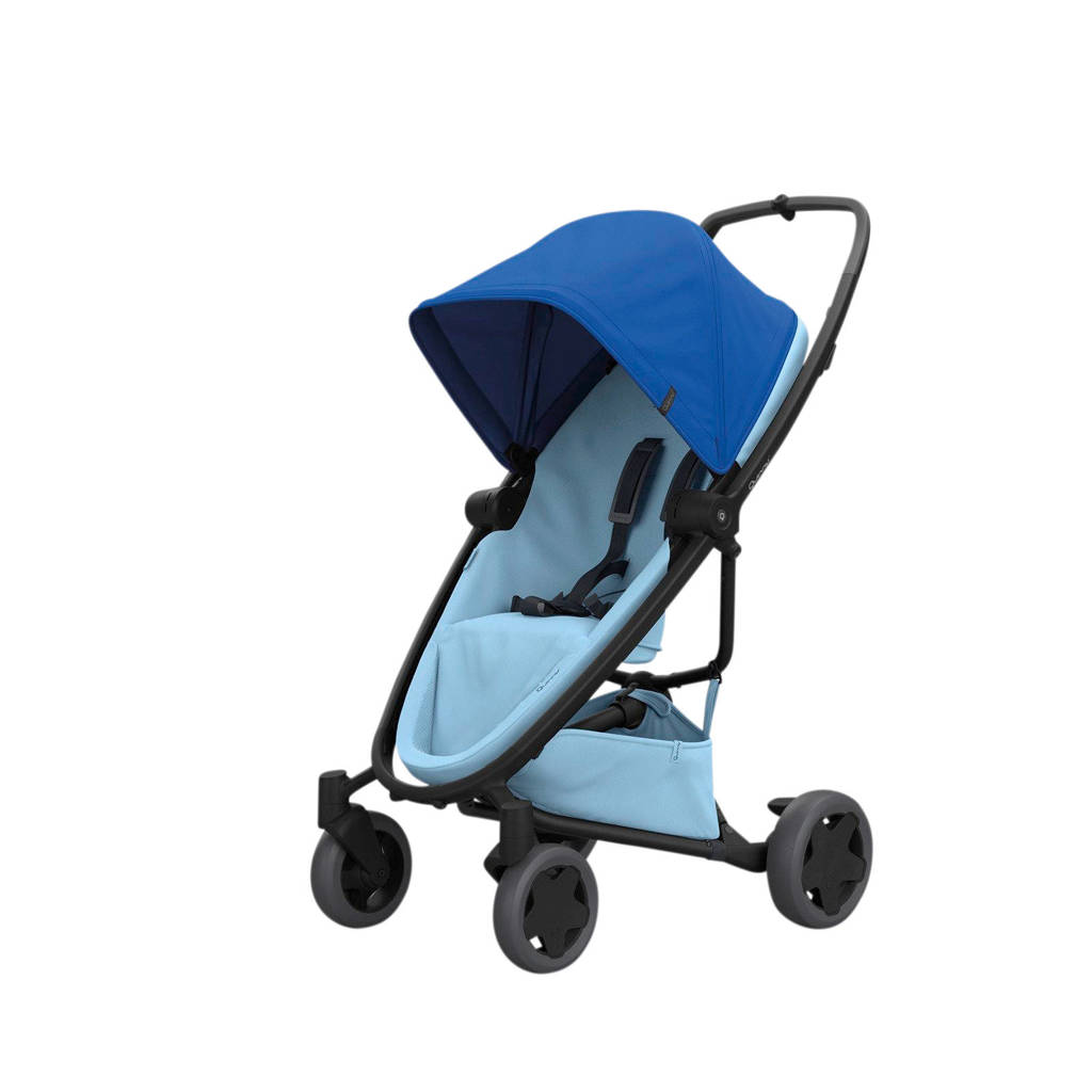 Quinny Zapp Flex Plus buggy Blue on Sky
