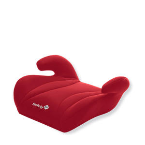 Manga Safe auto stoelverhoger rood