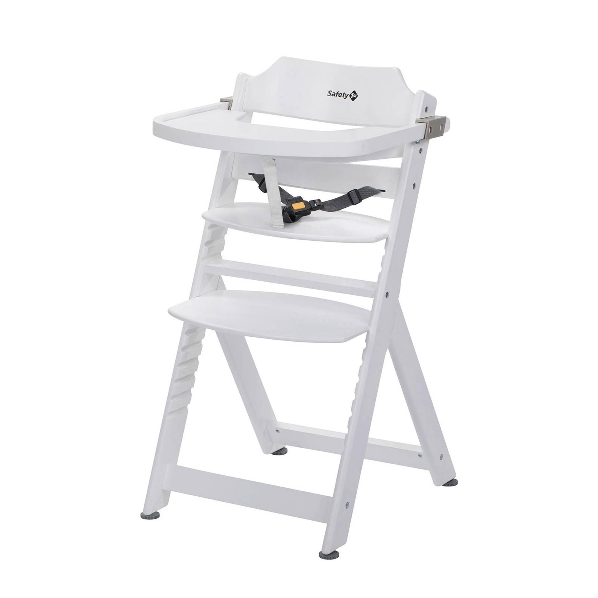 Houten Kinderstoel Wit.Safety 1st Timba Kinderstoel Wit Wehkamp