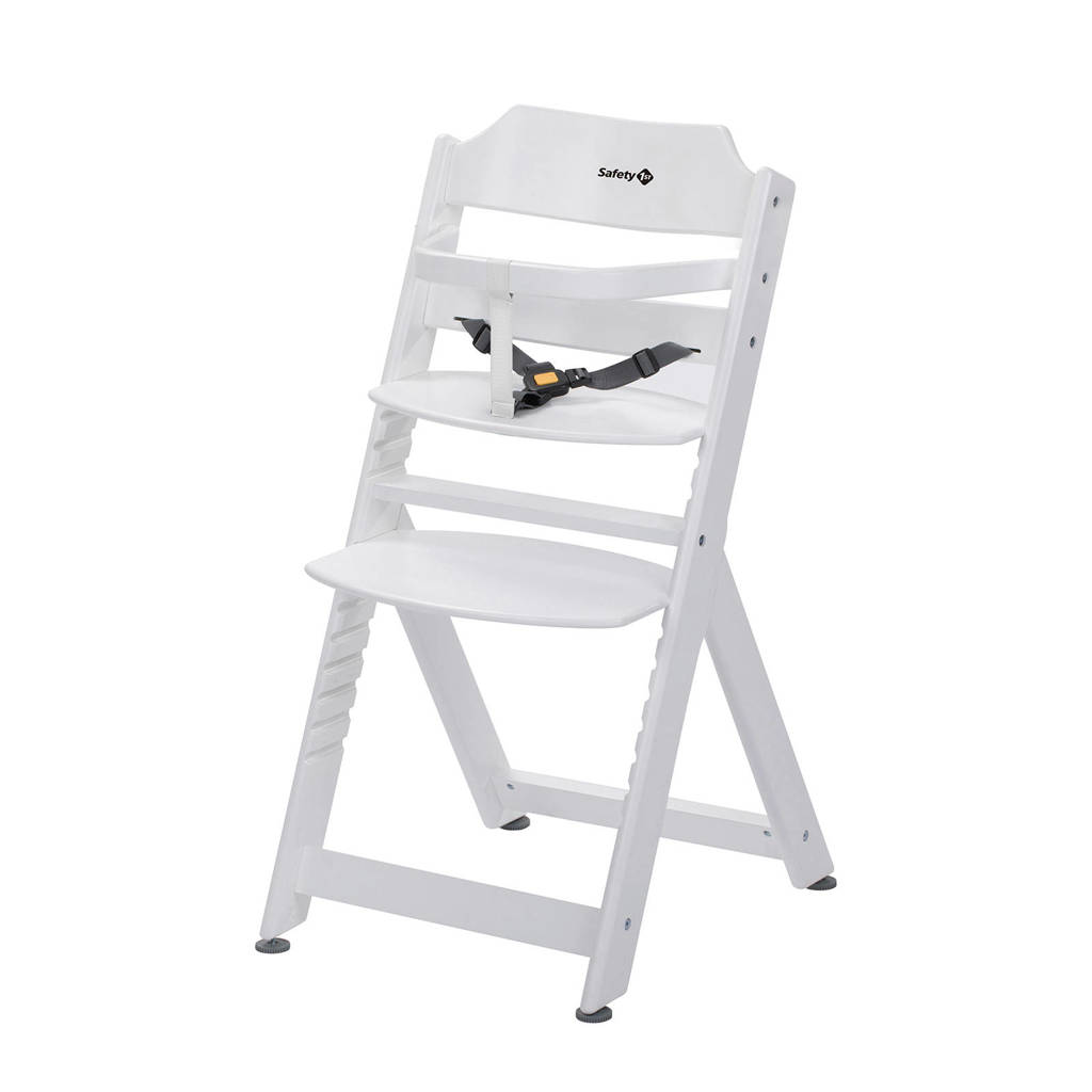 Safety 1st Timba Basic kinderstoel - white wood, White Wood