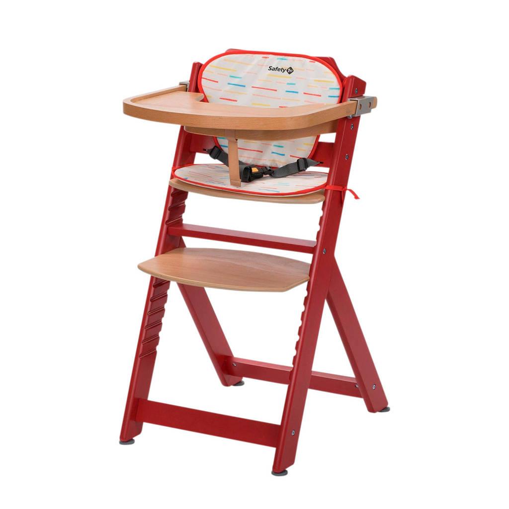 Safety 1st Timba kinderstoel rood/bruin, Rood/bruin