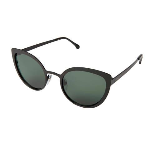 KOMONO-Zonnebrillen-Logan-Zwart
