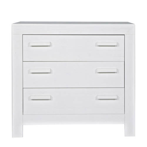 Woood commode New Life white kopen