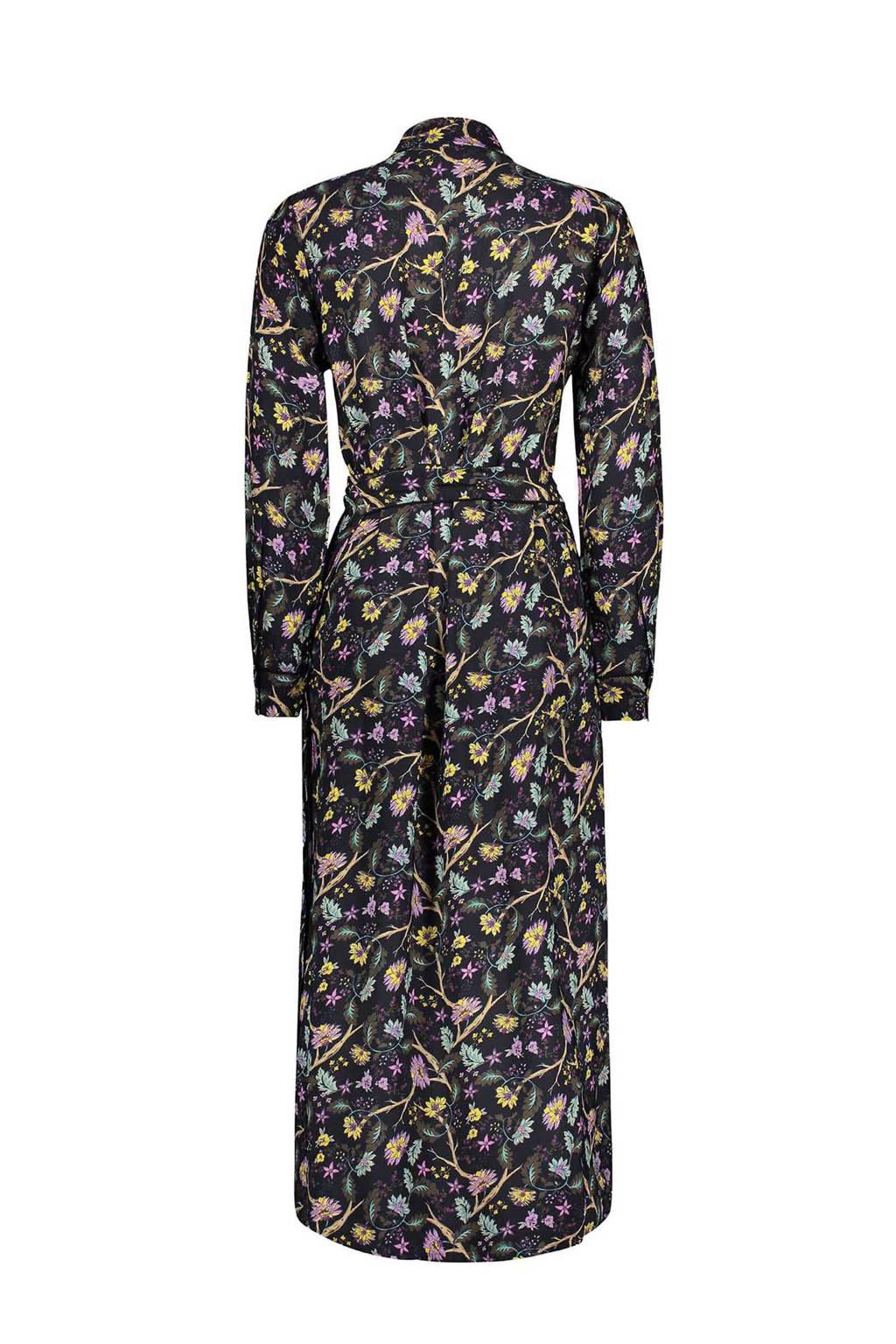 5d399ac83c3a81 Sissy-Boy overslag jurk met bloemenprint