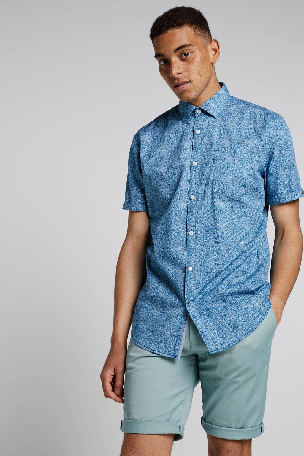 PME Legend overhemd blauw, Blauw