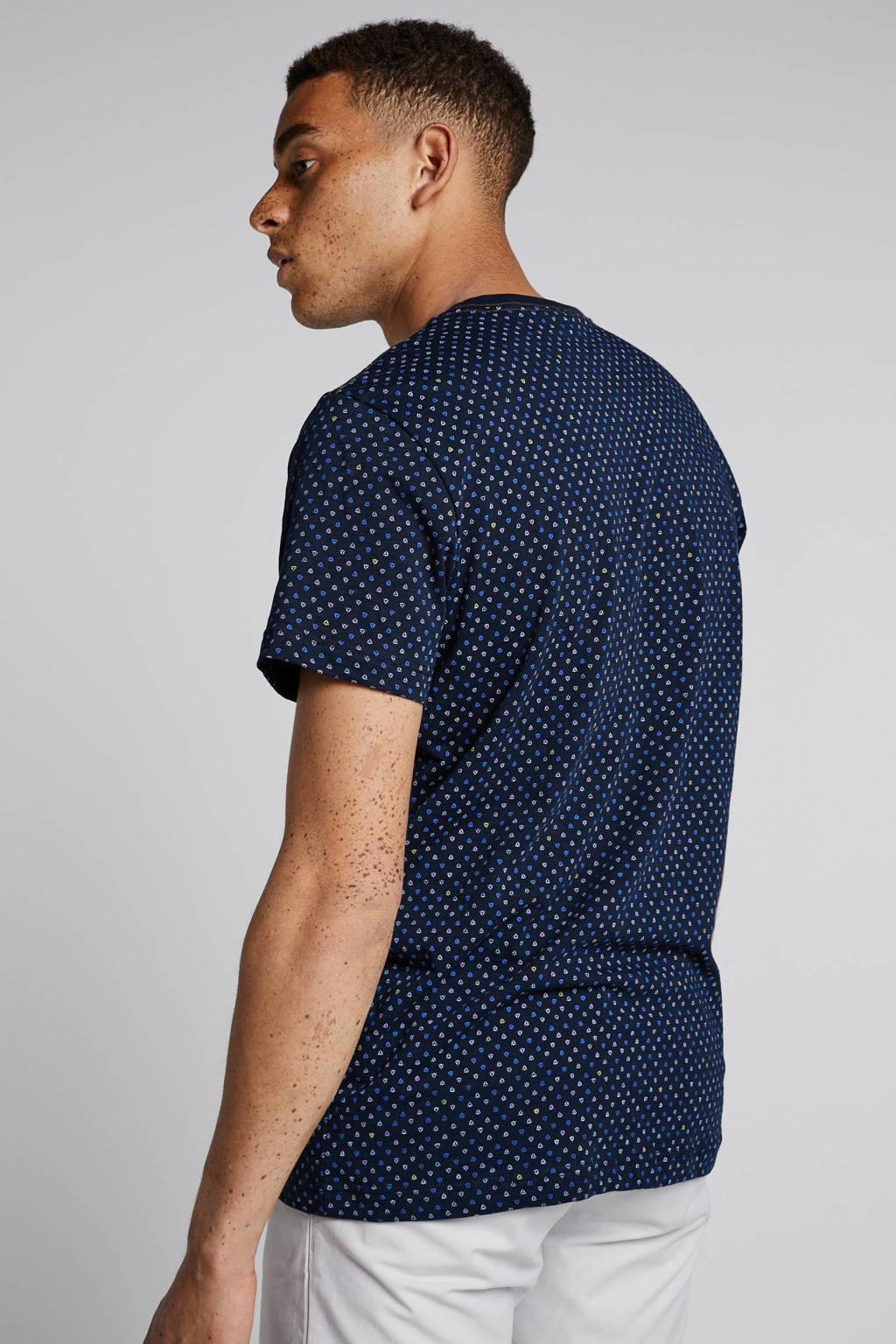 PME Legend T-shirt donkerblauw, Donkerblauw