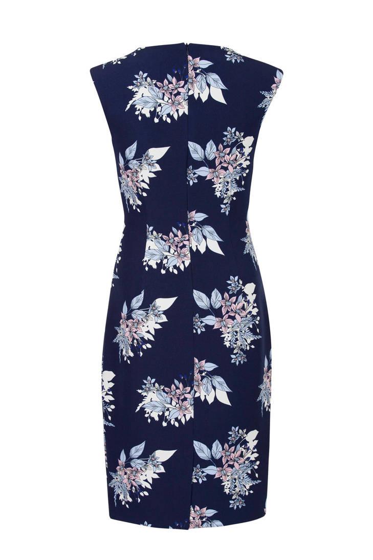 Steps jurk bloemen Steps jurk met donkerblauw met bloemen 6q4dHPrq