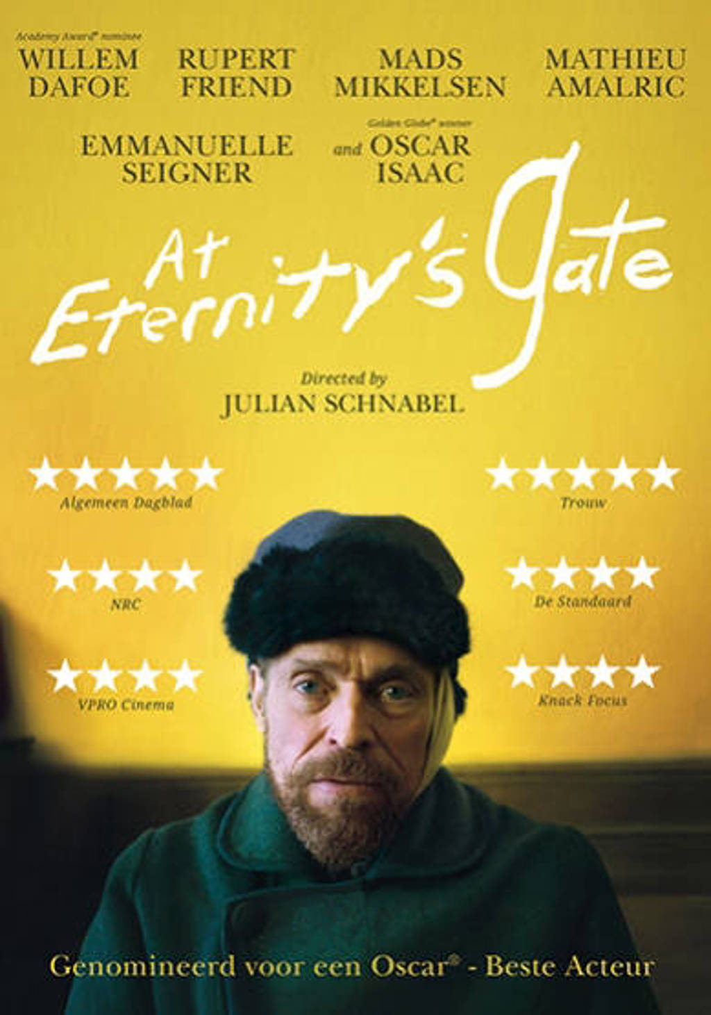 At eternity's gate (DVD)