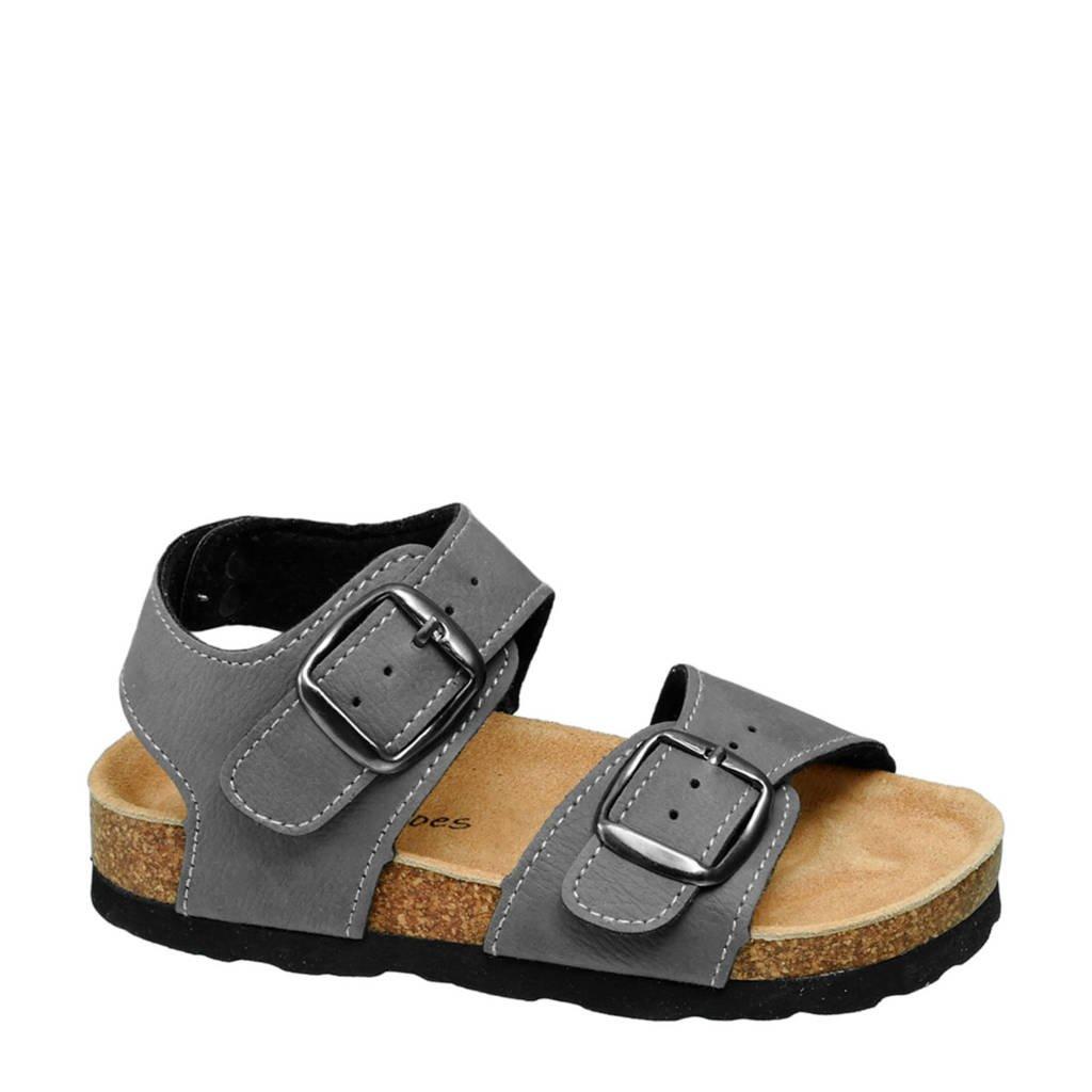 Bobbi-Shoes   sandalen grijs, Grijs