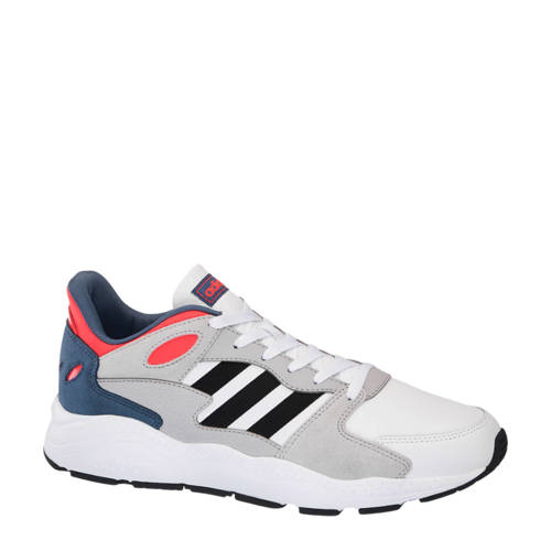 adidas Chaos sneakers grijs-wit-rood