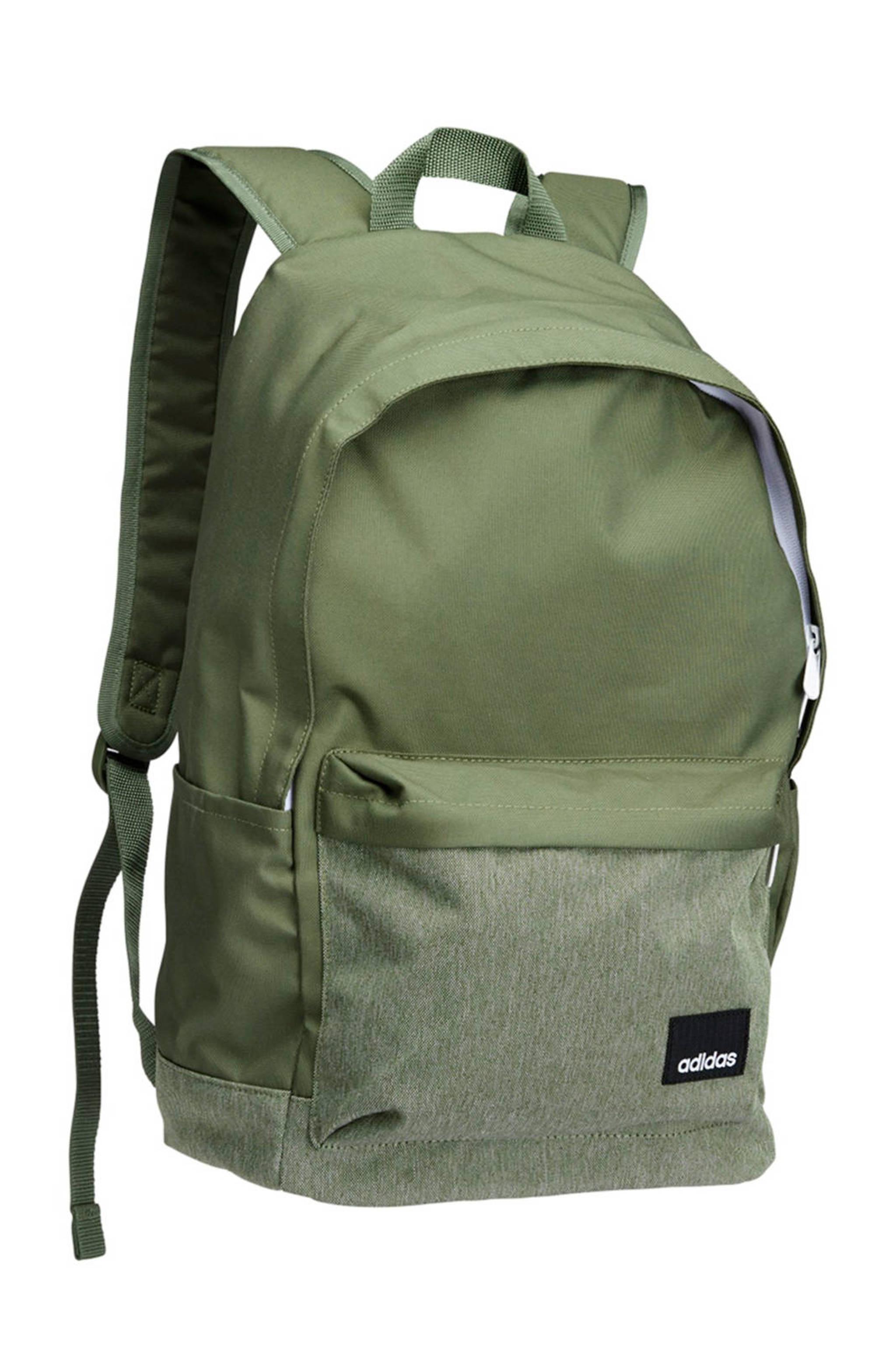 7db395cbbe7 adidas rugzak groen | wehkamp