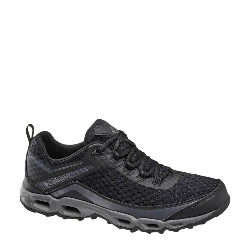 Columbia   wandelschoenen zwart, Zwart