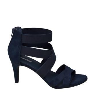 sandalettes donkerblauw