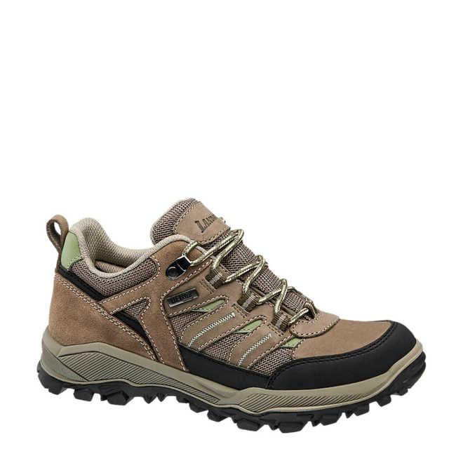 63f06734136 vanHaren Landrover nubuck wandelschoenen bruin. 59.99. leren wandelschoenen  bruin