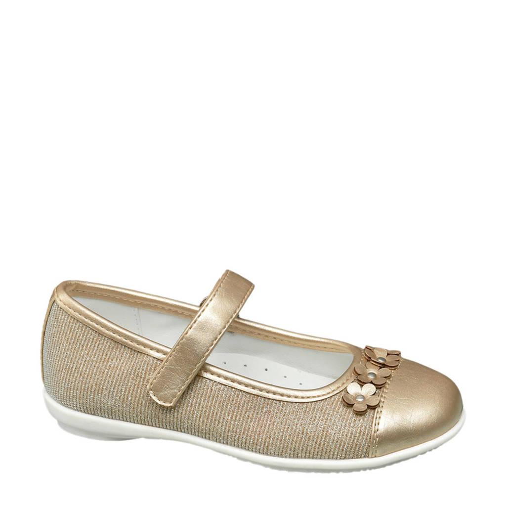 Cupcake Couture   ballerina's goud, Goud