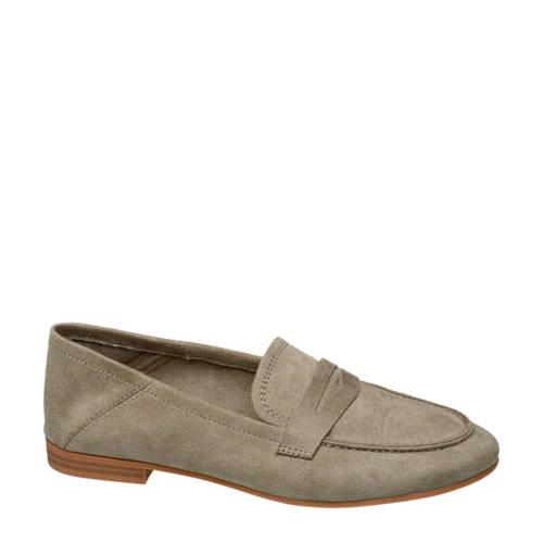 Graceland loafers groen