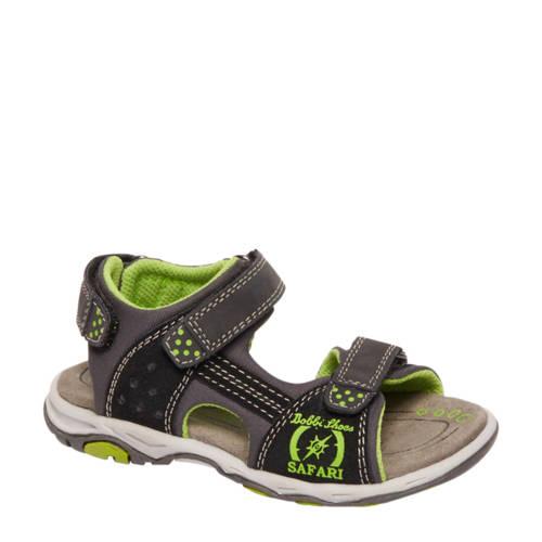 Bobbi-Shoes sandalen grijs/groen kopen