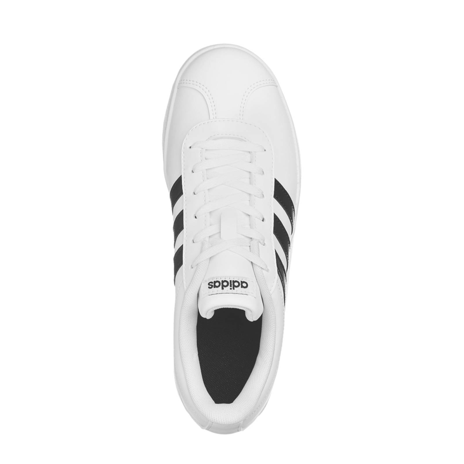 ec9d17cd7b7 adidas VL Court 2.0 sneakers wit | wehkamp