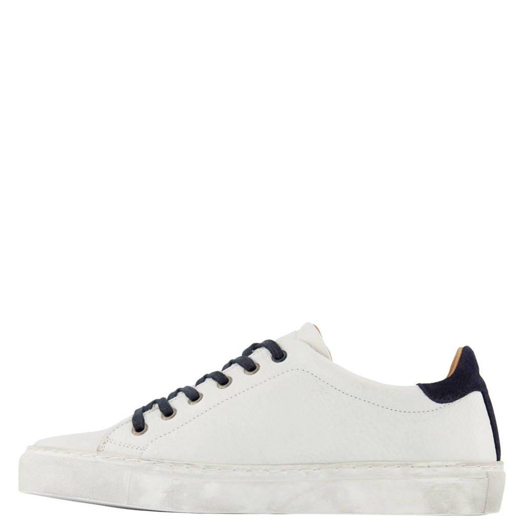 Wit Am Shoe Am Sneakers Shoe Am Leren Shoe Leren Sneakers Leren Wit qxnAPSrHRq