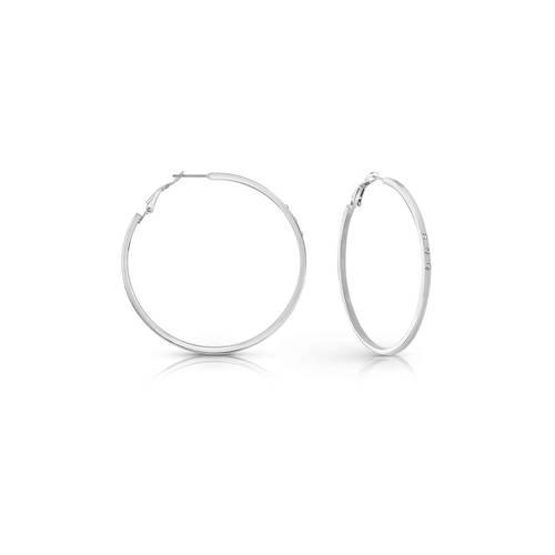 GUESS oorbellen UBE78078 zilver kopen