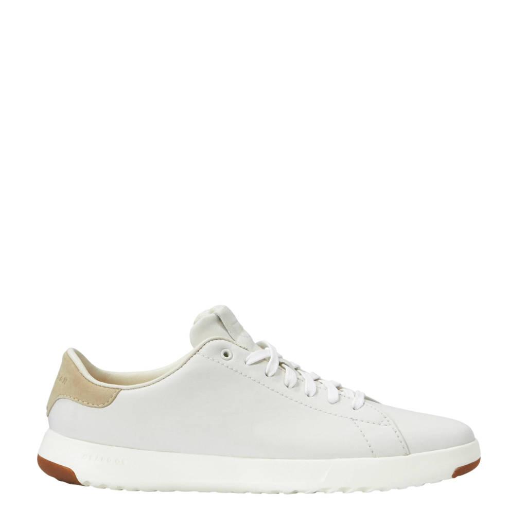 Grandpro Tennis Cole Sneakers Leren Wit Haan 6YO5qw5z