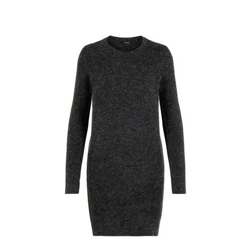 VERO MODA jurk zwart, Deze damesjurk van VERO MODA is gemaakt van een polyestermix. De jurk heeft verder een ronde hals en lange mouwen.Extra gegevens:Merk: VERO MODAKleur: ZwartModel: Jurk (Dames)Voorraad: 1Verzendkosten: 0.00Plaatje: Fig1Plaatje: Fig2Maat/Maten: XSLevertijd: direct leverbaar