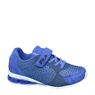 sneakers kobaltblauw/wit
