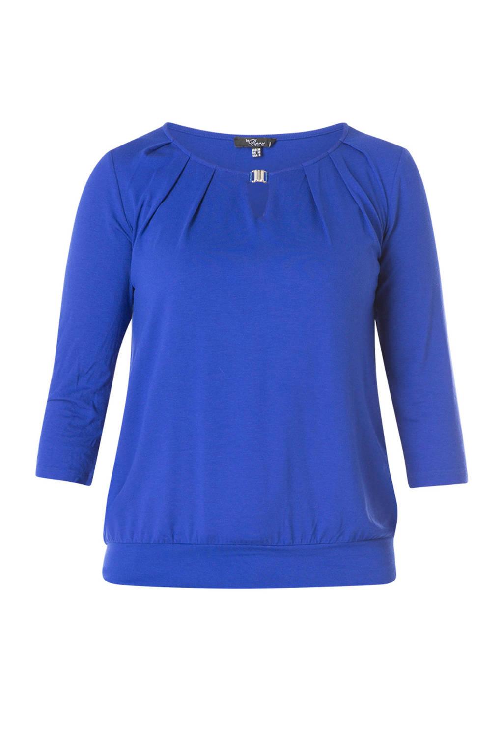 IVY BELLA BY BELLA top blauw, Blauw