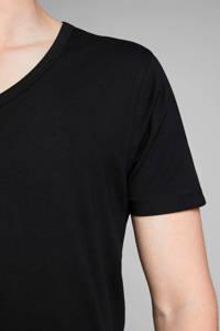 JACK & JONES T-shirt zwart, Zwart