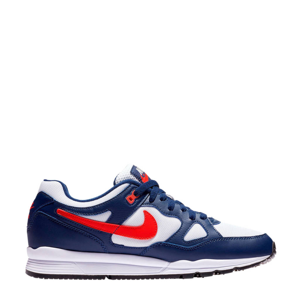 the best attitude 4ff87 09154 Nike Air Span II sneakers blauw wit rood, Blauw wit rood