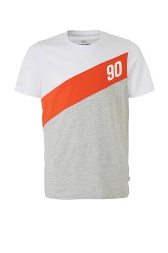 Junior T-shirt Sport wit
