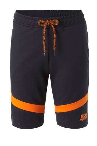 Junior sweatshort Loop donkerblauw