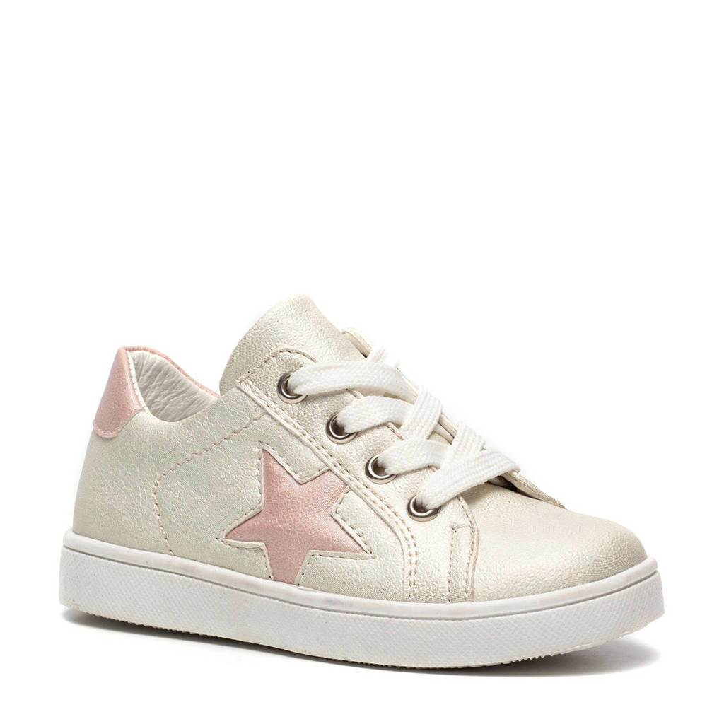 Scapino Blue Box  sneakers goud/roze, Goud/zilver/roze