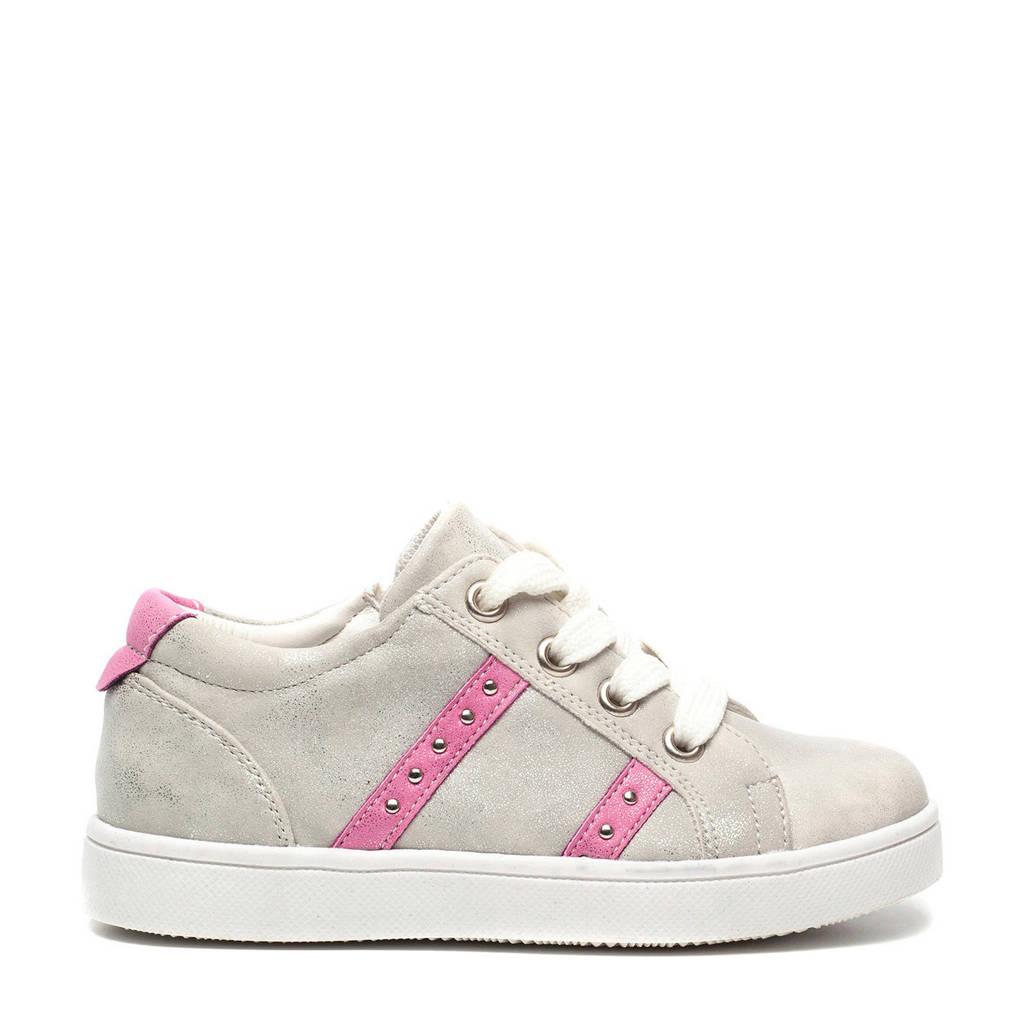 7560c654cdb Scapino Blue Box sneakers zilver/roze, Zilver/roze