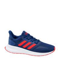 adidas  Run Falcon sneakers blauw/rood, Blauw