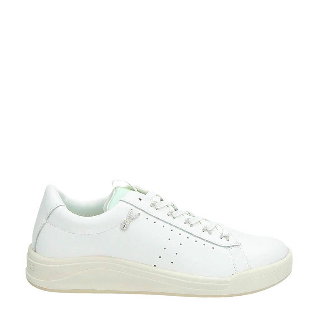 Sneakers Tamaris Leren Fashletics Sneakers Wit Leren Wit Tamaris Fashletics S6w0xqBq
