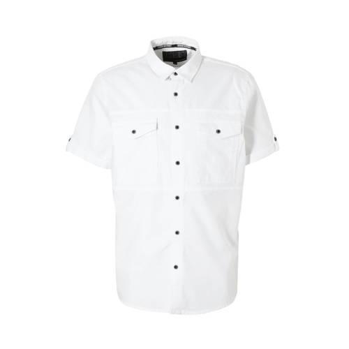 C&A Angelo Litrico overhemd korte mouw