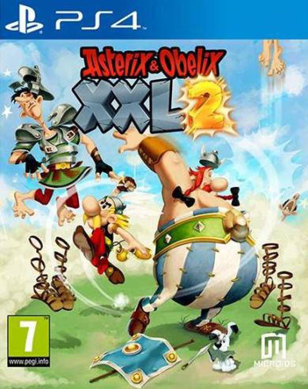 Asterix & Obelix - XXL 2 (PlayStation 4)