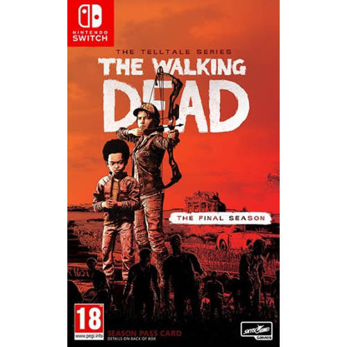 Walking dead Final season - Telltale series (Nintendo Switch) kopen