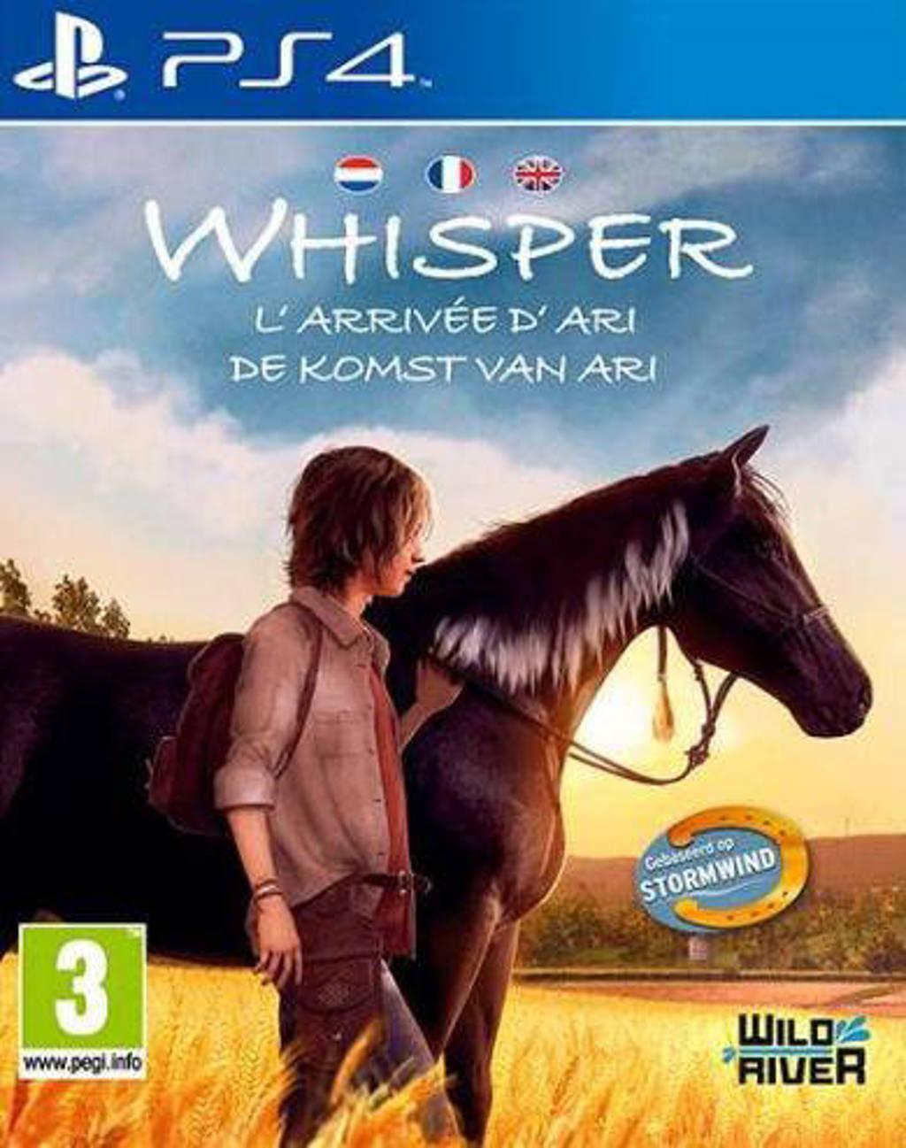Whisper - De komst van Ari (PlayStation 4)