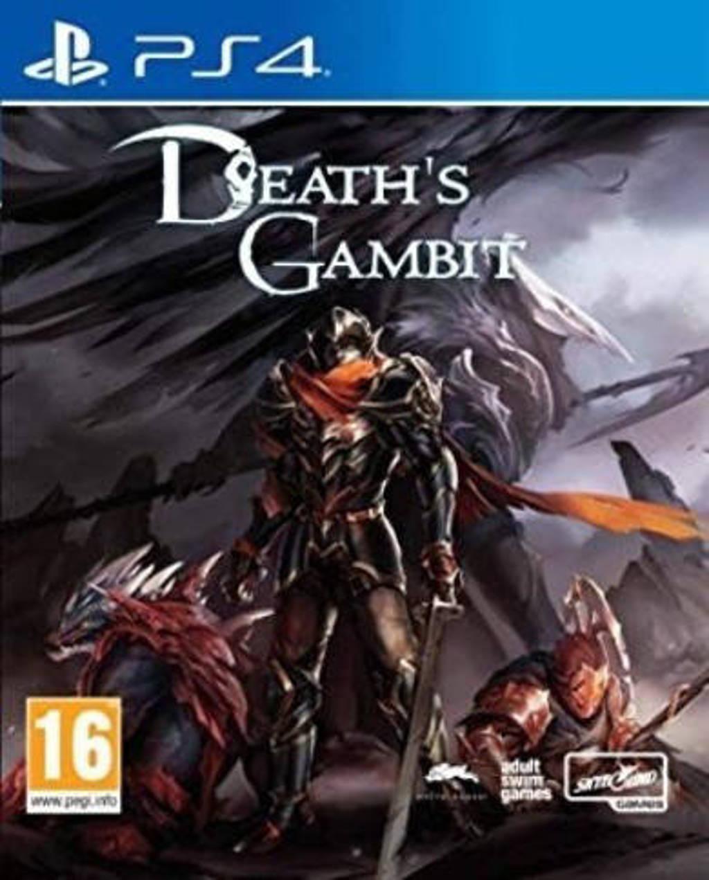 Death's Gambit (PlayStation 4)