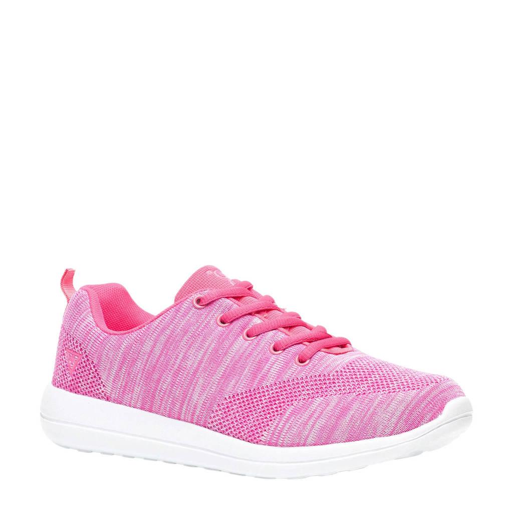 Scapino Osaga   hardloopschoenen roze, Roze/wit