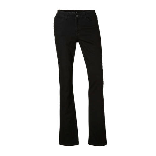 C&A The Denim straight fit jeans zwart