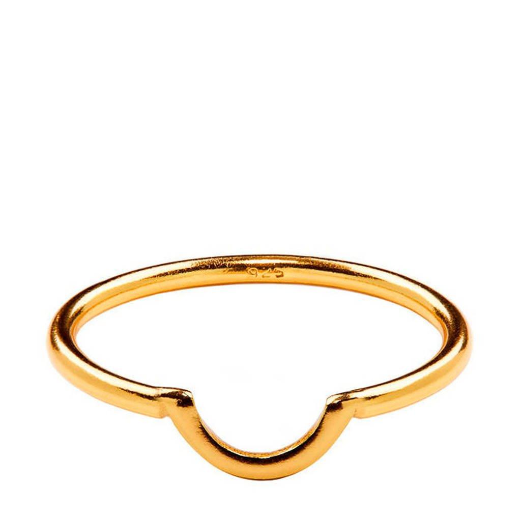 Violet Hamden ring VH13018G goud, Goudkleurig