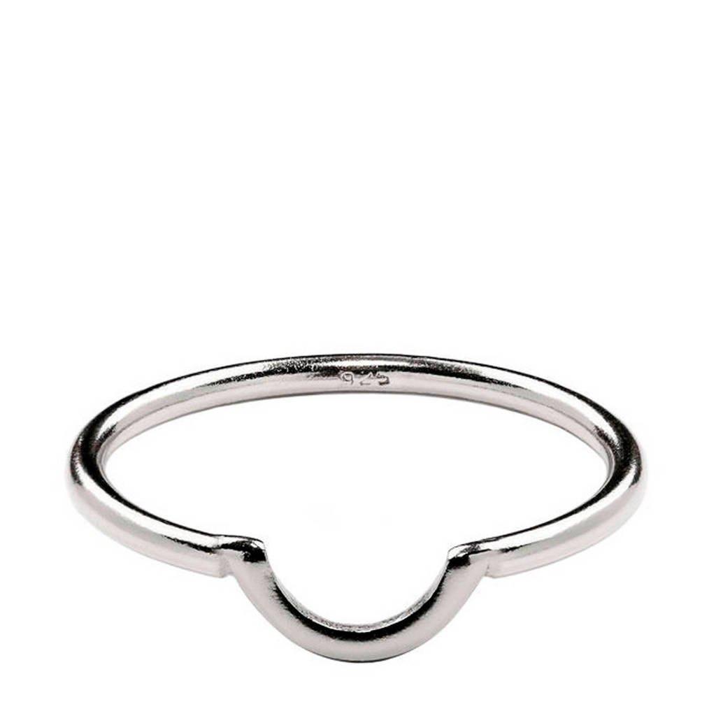 Violet Hamden ring VH13018S zilver, Zilverkleurig