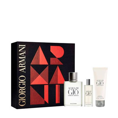 Armani Acqua Di Gio Pour Homme geschenkset kopen