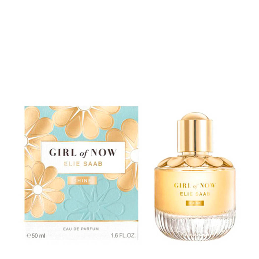 Elie Saab Girl Of Now Shine eau de parfum - 50 ml