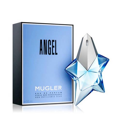 Mugler Angel EdP 25ml (Refillable) + Bodylotion 50ml Kaars Geurset 1 pieces