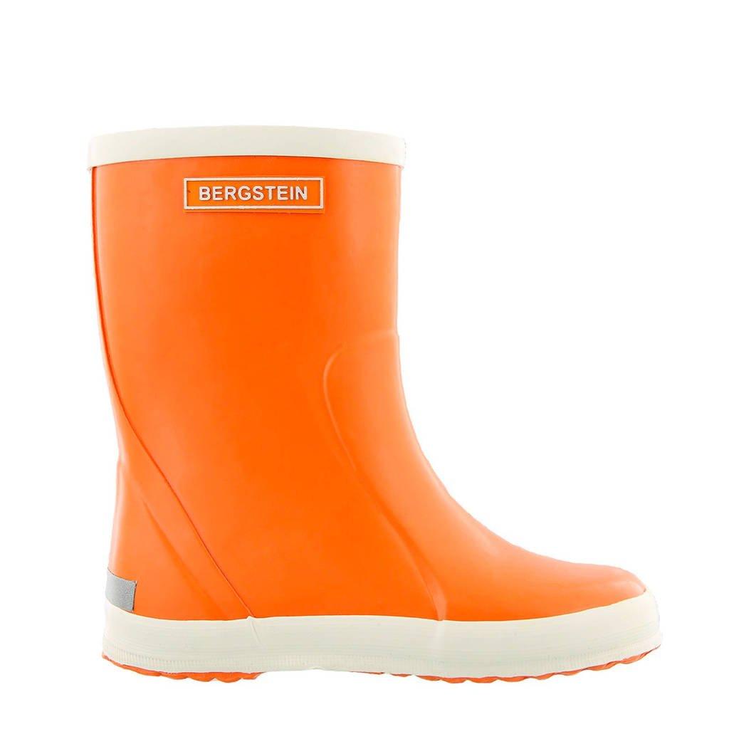Bergstein   regenlaarzen oranje kids, Oranje