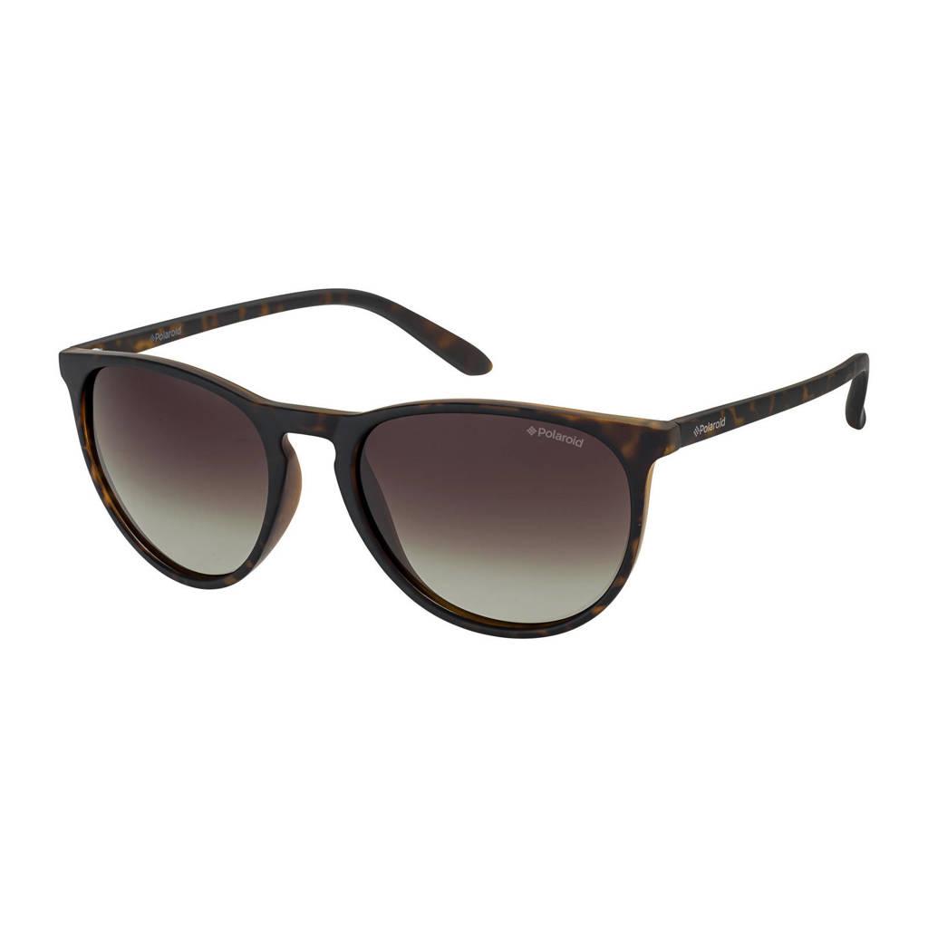 Polaroid zonnebril 6003/N/S donkerbruin